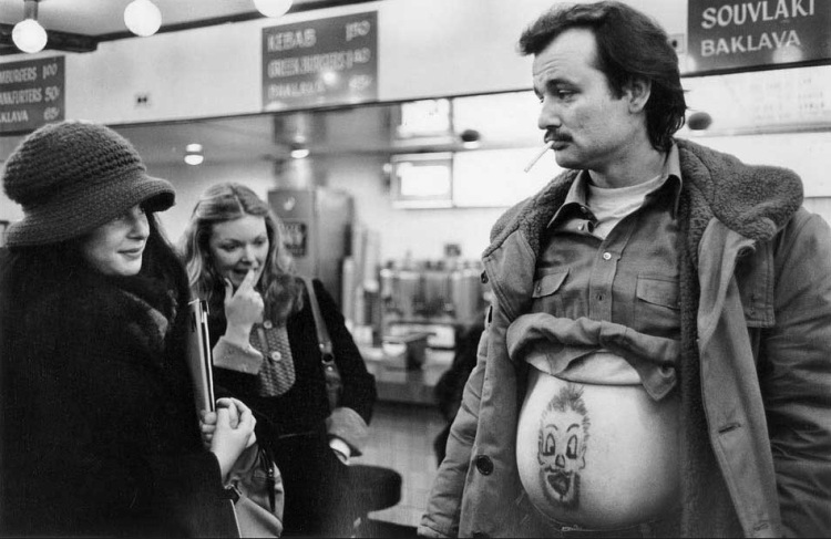 Gilda-Radner-Jane-Curtin-and-Bill-Murray
